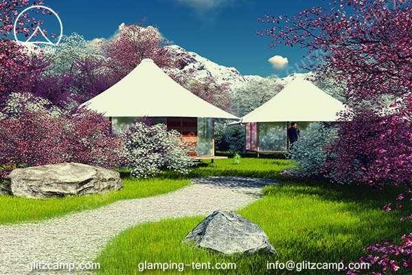 glamping resort tents - high peak tent hotels - arabian tents - resorts tents for desert beach lake glamping experience (25)