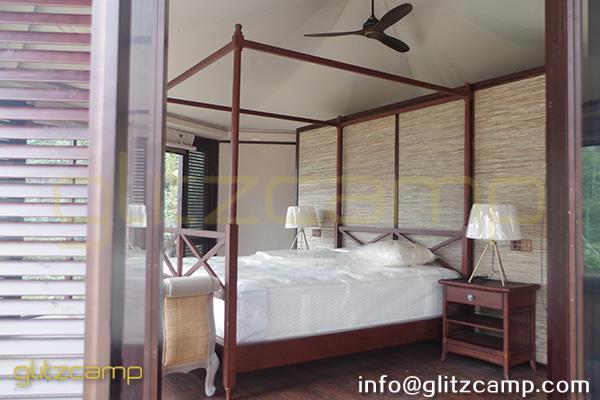 safari glamping tents - hotel resorts tents - african style glamping accommodations - safari living experience (16)