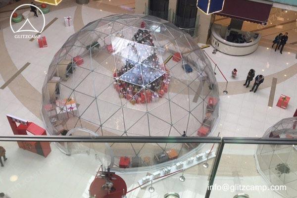 dome tent-event dome tent-glitzcamp1