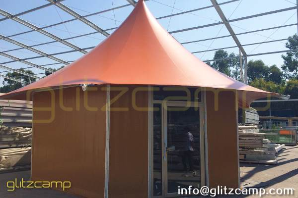 safari glamping tents for sale - luxury glamping accommodation - tent house for 2 - 3 people - outdoor glamping experience (14)