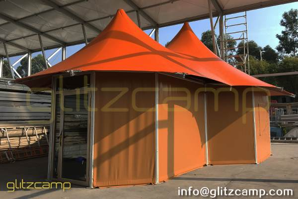 safari gl&ing tents for sale - luxury gl&ing accommodation - tent house for 2 - 3 ... & Safari Tent Glamping - Easy and Luxury Camping - Glitzcamp ...