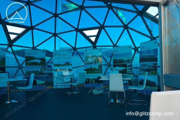 dome structure-polycarbonate-glass dome house-eco dome tent-geo domes for tent resort (2)