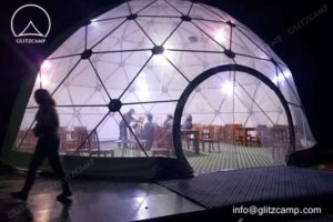 10mtr Dome Restaurant On the Prairie