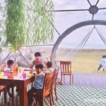 10m-geo-dome-restaurant-for-camping-in-tent-resort-glitzcamp-glamping tent7