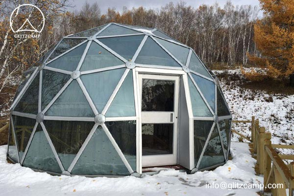 glass geodesic tent-glass dome house eco dome tent geo domes for tent resort (19)