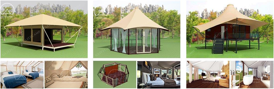 gl&ing-tents---lake-lodging---safari-gl&ing- & Luxury Lodge Tents - Glamping Tented Resort Ideas u0026 Solutions ...
