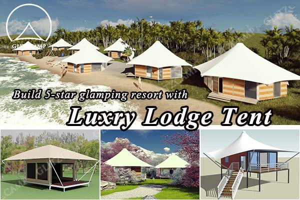 Luxury Lodge Tents - Gl&ing Tented Resort Ideas u0026 Solutions |Glitzc& & Luxury Lodge Tents - Glamping Tented Resort Ideas u0026 Solutions ...