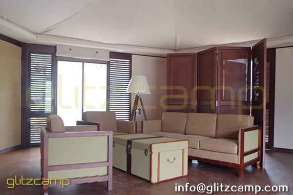 ... african safari tents for glam c&ing hotel resorts u0026 spa-family gl&ing suites with bedroom & Two-peak African Safari Tents Solution for Luxury Glam Camping Resorts