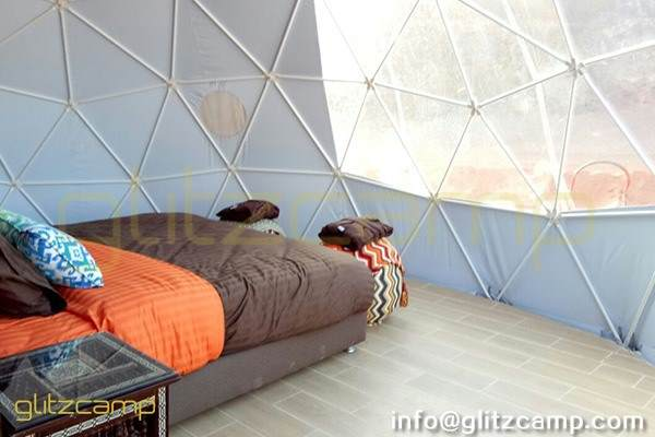 eco living dome tent design for sale - luxury desert dome camp glamping hotels (7)