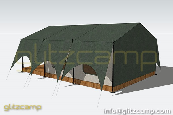a frame safari tents for lounge banquet family glamping tent suite (2)