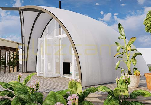 cocoon-dome-glamping-house