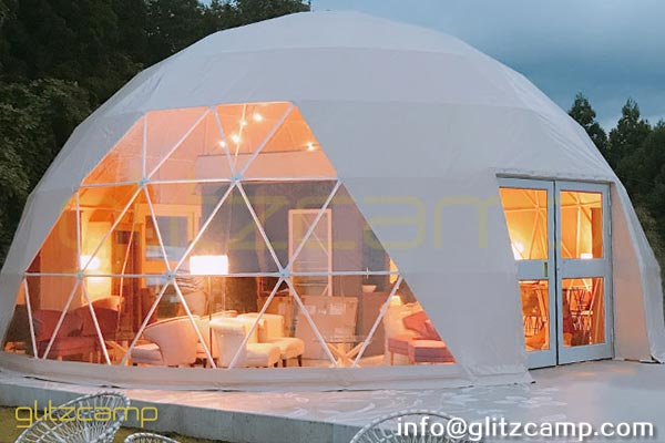 tented-resort-in-Japan-luxury-gramping-experience--glumping-妙義---geodesic-dome-tent-campsite-(210)