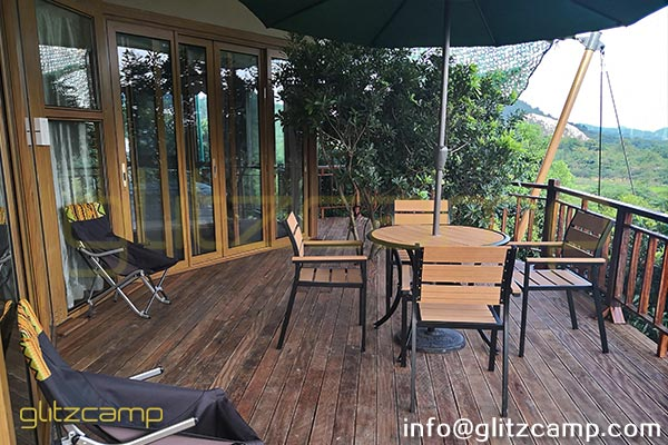 luxury glamping tent multi peaks lodge tent for sale-luxury lodge glamping in jungle resort-deluxe outdoor accommodation in glamping lodges-glitzcamp (6)