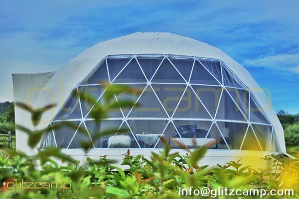 eco friendly dome - glitzcamp-glamping-geodome---eco-living-dome-tent-for-sale-in-Chile-America-UK-Malaysia (3)