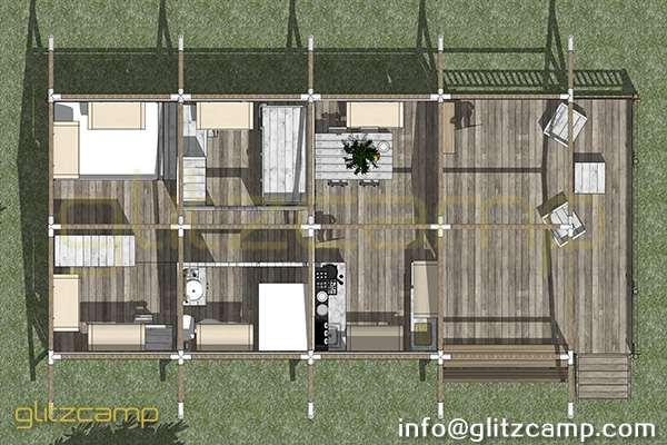 safari tent hotel-safari lodge tent house-glamping safari lodges for sale-luxury safari tent lodge-glitzcamp (2)