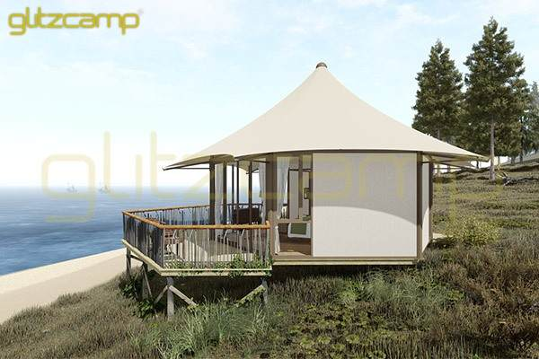 Five Star Eco Hotel Tent - Perfect Glamping Choice