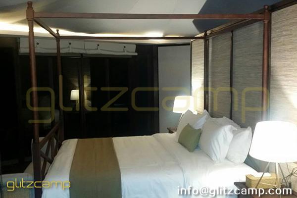 safari glamping tents - hotel resorts tents - african style glamping accommodations - safari living experience (8)
