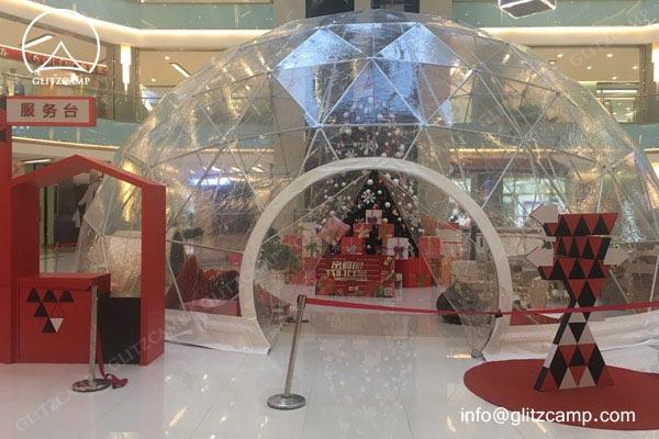 dome tent-event dome-glitzcamp