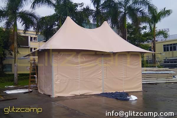 safari lodge - glamping tent house - tented reosrt hotel lodge - safari accmoodation experience (1)
