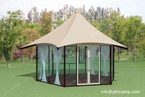 Best Luxury Lodge Tent Resisting Bad Weathers