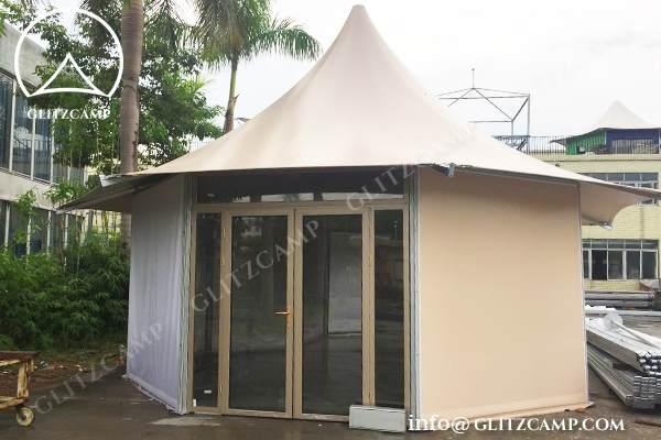 african safari tent - glamping safari tents - Two peak african style tents - glamping accommodation - safari living experience (7)