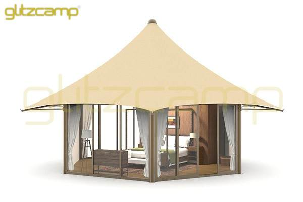 glamping tent for sale-luxury glamping lodge tents-lodge tent hotel for sale-glamping resort tents for tourist attraction-glitzcamp (1)