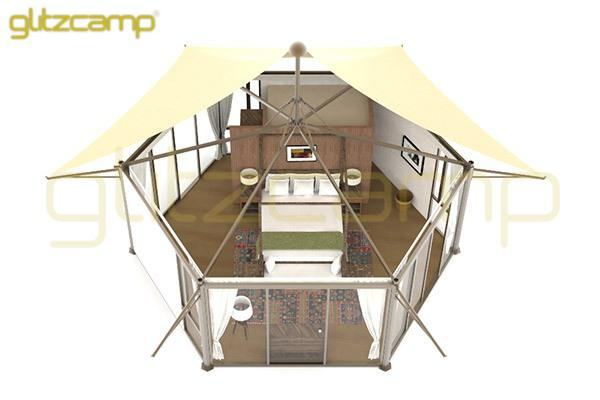 glamping tent for sale-luxury glamping lodge tents-lodge tent hotel for sale-glamping resort tents for tourist attraction-glitzcamp (2)