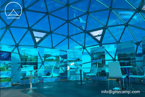 geodesic dome-glass dome house eco dome tent geo domes for tent resort (32)