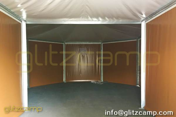 safari tent - safari glamping tents for sale - luxury glamping accommodation - tent house for 2 - 3 people - outdoor glamping experience (6)