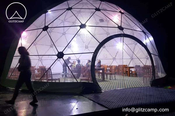 10m-geo-dome-restaurant-for-camping-in-tent-resort-glitzcamp-1