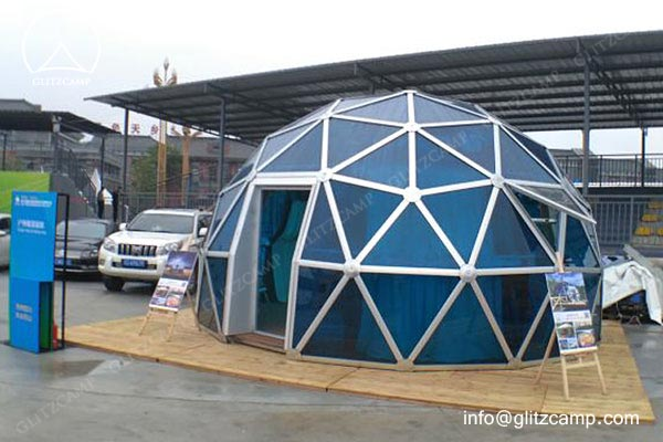 dome house glass dome tent geo domes for tent resort (11)