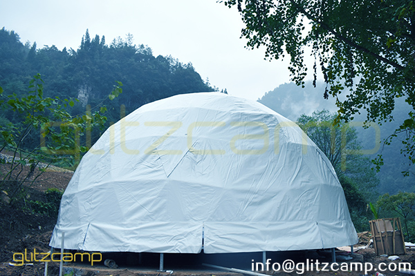 geodome tents - glamping dome for sale UK scotland england yorkshire croatia - geodesic dome pods for eco living - dome igloo kits for special accommodation - dome hotels resort and lodge (2)