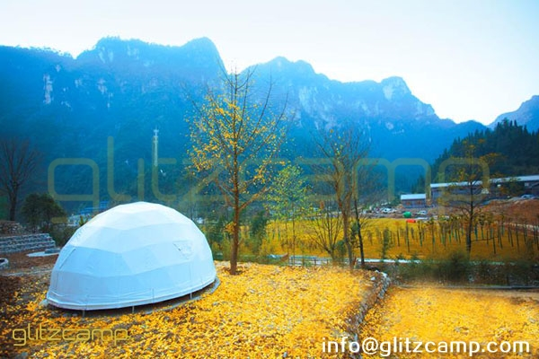 geodome tents - glamping dome for sale UK scotland england yorkshire croatia - geodesic dome pods for eco living - dome igloo kits for special accommodation - dome hotels resort and lodge (5)