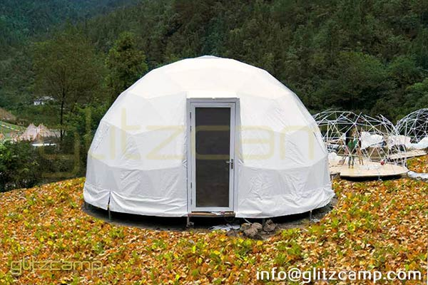 geodome tents - glamping dome for sale UK scotland england yorkshire croatia - geodesic dome pods for eco living - dome igloo kits for special accommodation - dome hotels resort and lodge (7)