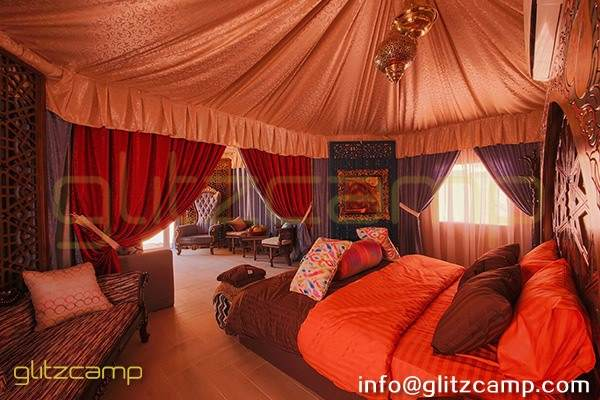 african style safari tents for luxury glamping resort hotel retreat room - accommodation suites for glamping holiday (4)