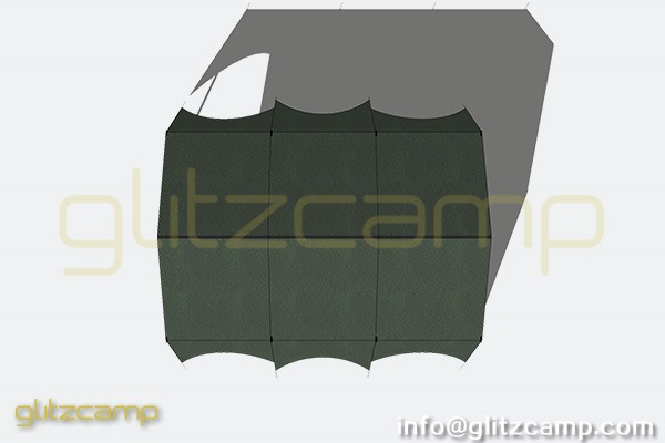 a frame safari tents for lounge banquet family glamping tent suite (4)