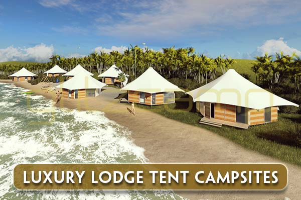 luxury lodge tent campsites-design-ideas---beach-safari-glamping