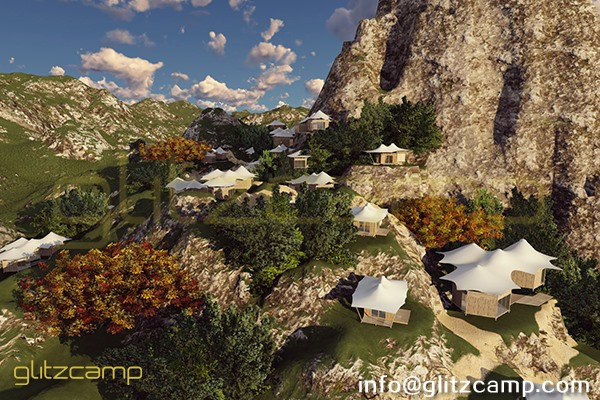 luxury lodge tent for glamping hotel on mountain.jpg
