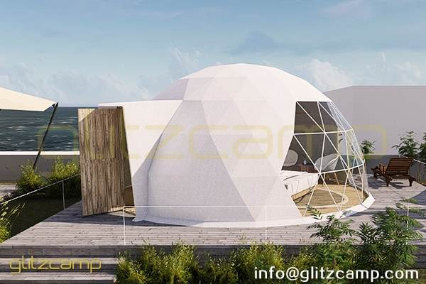 diameter 6m eco living dome tent for sale-buy luxury glamping tents
