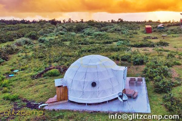 eco friendly dome - glitzcamp-glamping-geodome---eco-living-dome-tent-for-sale-in-Chile-America-UK-Malaysia (7)
